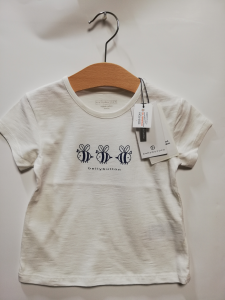 T-shirt organic cotton 62-92 cm