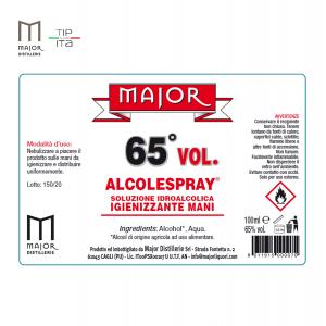 Alcolespray Igienizzante - 100ml