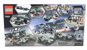 Lego Mercedes AMG Petronas