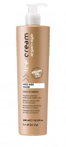 INEBRYA Ice Cream Argan Age Pro-Age Mask - 300 ML