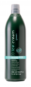 INEBRYA Ice Cream Green Moisture Gentle Shampoo - 1000 ML