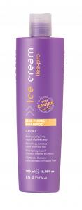 INEBRYA Ice Cream Liss-Pro Liss Perfect Shampoo - 300 ML
