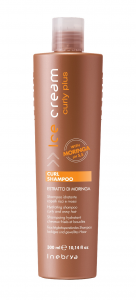 INEBRYA Ice Cream Curly Plus Curl Shampoo Capelli Ricci - 300 ML