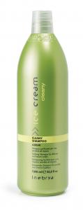 INEBRYA Shampoo Cleany Antiforfora, Cute Sensibile, Impura - 1000 ML