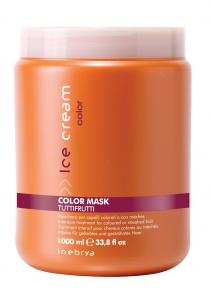 INEBRYA Maschera Color Capelli Colorati-Con M?®ches - 1000 ML