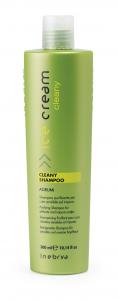INEBRYA Shampoo Cleany Antiforfora, Cute Sensibile, Impura - 300 ML