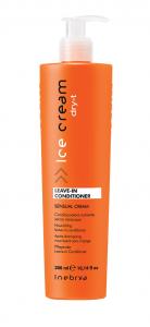 INEBRYA Conditioner Leave In Conditioner Sensual Cream Balsamo - 300 ML