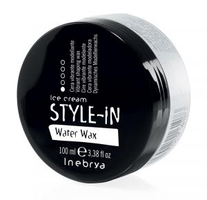 INEBRYA Water Wax - Cera Vibrante Modellante - 100 ML