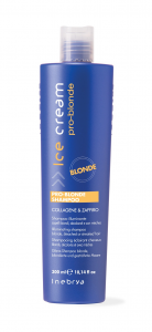 INEBRYA Pro-Blonde Shampoo - 300 ML
