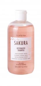 INEBRYA Sakura Restorative Shampoo - 300ML
