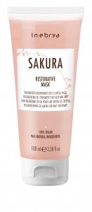 INEBRYA Sakura Restorative Mask - 100ML