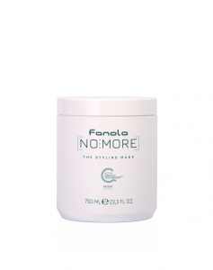 FANOLA No More The Styling Mask Maschera per Capelli - 750ML