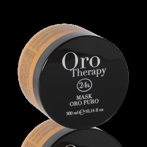 FANOLA Oro Therapy Illuminante Mask Oro Puro Maschera Capelli - 300 ML