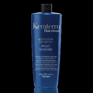 FANOLA Keraterm Disciplinante Keraterm Shampoo Capelli - 1000 ML