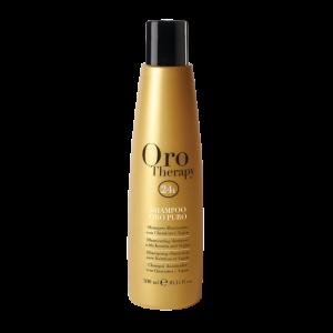 FANOLA Oro Therapy Illuminante Shampoo Oro Puro per Capelli - 300 ML