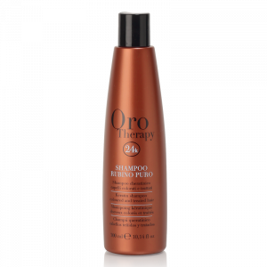 FANOLA Oro Therapy Capelli Colorati Shampoo Rubino Puro - 300 ML