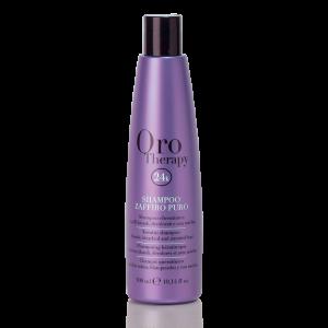FANOLA Oro Therapy Capelli Biondi Shampoo Zaffiro Puro - 300 ML