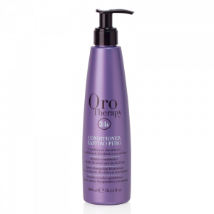 FANOLA Oro Therapy Capelli Biondi Conditioner Zaffiro Puro Balsamo - 300 ML