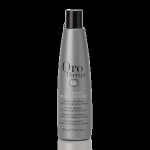 FANOLA Oro Therapy Capelli Sensibilizzati Shampoo Diamante Puro - 300 ML