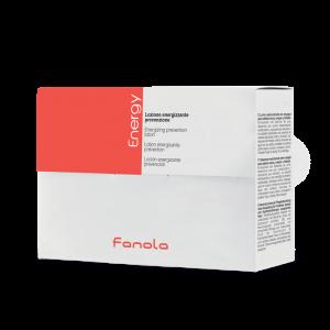 FANOLA Energy Lozione Coadiuvante Anticaduta Capelli - 10MLx12PZ