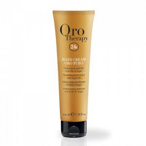 FANOLA Oro Therapy Illuminante Hand Cream Oro Puro Crema Mani - 100 ML