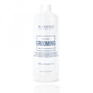 ALTEREGO Grooming Grey Maintain Shampoo For Men - 1000 ML
