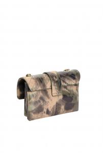 Mini Love Bag Soft Camouflage Pinko.