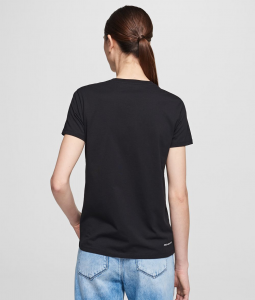 T-shirt coppia glamour Karl lagerfeld.