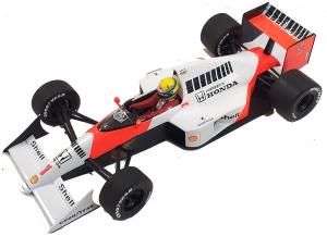 McLaren Honda MP4/5A V10 Ayrton Senna 1989 1/18