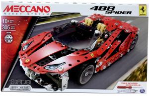 Meccano Scuderia Ferrari 488 Spider