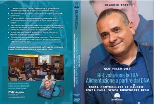 Ri-Evoluziona la tua Alimentazione! DVD Video doppio - 4 ore di GeoPaleoDiet