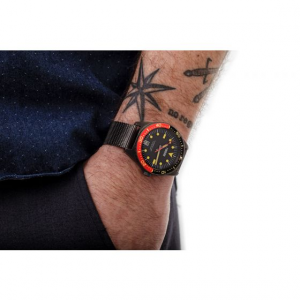 Orologio Fonderia -The Captain full black