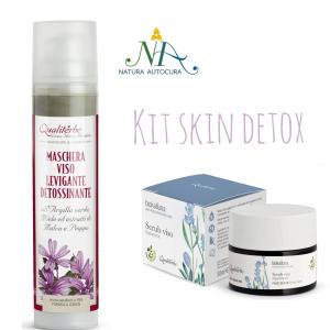 Kit Skin Detox Per Gruppo Naturautocura