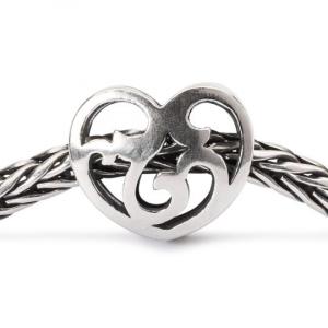 Trollbeads, Beads argento Anima Romantica