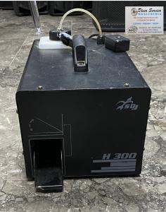 SAGITTER MACCHINA HAZER H300 USATA