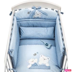 Piumone paracolpi Baby bear Mami Picci
