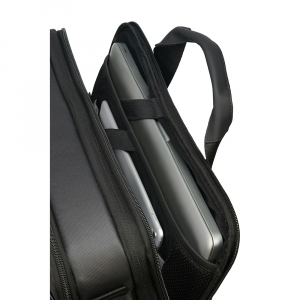 Cartella Samsonite Cityvibe 2.0 Laptop Bailhandle 15.6'' Expandable jet black