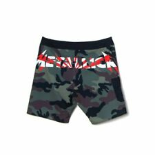 Costume Billabong Metallica Camo