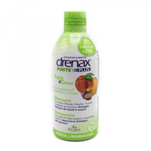 DRENAX FORTE FRUITS AND GREEN - DEPURATIVO DRENANTE