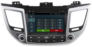 ANDROID autoradio 2 DIN navigatore per Hyundai Tucson 2015 2016 2017 GPS DVD WI-FI Bluetooth MirrorLink