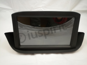 Autoradio 2 DIN navigatore per Peugeot 308 2010 2011 2012 2013 2014 2015 GPS DVD USB SD Bluetooth