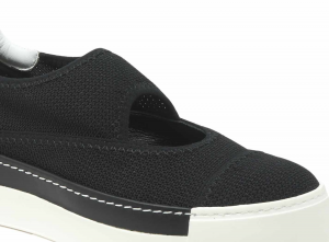Slip on cut in rete elastica Vic Matiè.