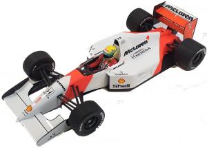 McLaren Honda MP4/7 Ayrton Senna 1992 1/18