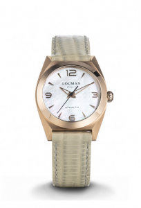 LOCMAN STEALTH LADY - ROSE GOLD - SOLO TEMPO AL QUARZO