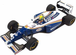 Williams Renault FW16 Ayrton Senna 1994 1/18