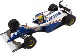 Williams Renault FW16 San Marino Gp Ayrton Senna 1994 1/18