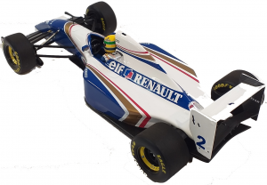Williams Renault FW16 San Marino Gp Ayrton Senna 1994 1/18