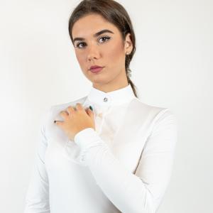 Afrodite - camicia equitazione winter donna