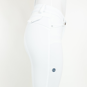 Klara - pantaloni equitazione 4S donna gara