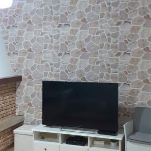 Unbehandelte moderne Steinplatte Albanese